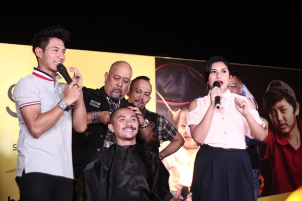 Shave For Hope